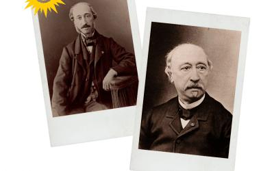 Alexandre-Edmond Becquerel Discovered The Photovoltaic Effect